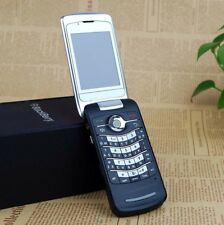 Original Unlocked Blackberry Pearl 8220 Flip Mobile Phone 2G Cellphone Free Ship