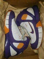 Nike Huarache 2K5 sz 10 Kobe OG PE Lakers ad protro