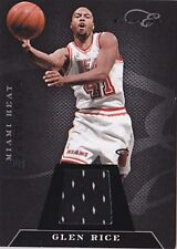 GLEN RICE 10-11 BLACK BOX STATUS #145 JERSEY #01/99 BK3159