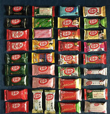 37pc KitKat Variety Set -abt 25 flavours- Japanese Chocolate Kit Kat Easter Gift