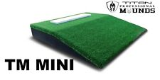 4 Inch Portable Youth Baseball Pitching Mound Great for Ages 6 - 12