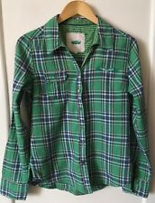 Women's next check shirt size 10