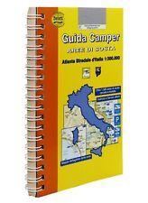 Italia Guida Camper - Aree di Sosta Italia [1.500 Aree Censite] Belletti