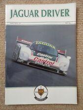 Jaguar Driver Magazine March 1988 Issue No. 332 - S Type, XJS, F1, E Type,