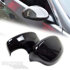 1 Pair Carbon Fiber BMW 3-Series E92 2D E93 Con View Door Side Mirror Cover 09 Ω