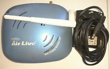 Airlive Ovislink WLA-5000AP v2 WiFi Access Point AP WISP WDS Repeater Client etc