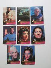 Star  Trek TOS Season 3 AUTOGRAPH CHALLANGE 27 odd cards