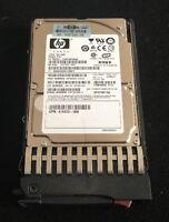 "432321-001 418373-007 HP DH072ABAA6 ST973451SS 72GB 15K SAS 2.5"" SP Hard Drive"