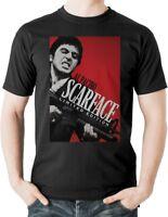Scarface T Shirt Al Pacino Tony Montana Movie Film Classic 80s Miami Retro USA