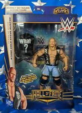 WWE Elite Hall Of Fame Stone Cold Steve Austin - New - Free Shipping!