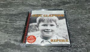 Eric Clapton Reptile DVD Audio Album 2001 RARE OOP Reprise 9362-47966-9