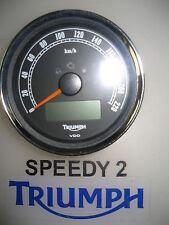 TRIUMPH BONNEVILLE /SE SCRAMBLER SPEEDO CLOCK KM/H EFI T2503037