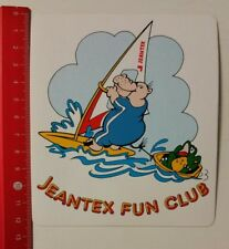 Pegatina/sticker: Jeantex Fun Club (060517189)