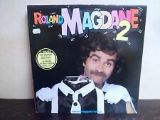 "LP 12"" ROLAND MAGDANE 2 - LIVE - NM/MINT - NEUF - WEA - 723627 - FRANCE"