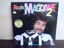 "LP 12"" ROLAND MAGDANE 2 - LIVE - NM/MINT - NEUF - WEA - 723627 - FRANCE"