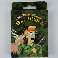 Buck Jitters Card Game New Sealed Deck