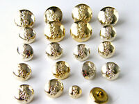 20 OF ROYAL ELEC AND MECHANICAL ENGINEERS ARMY BUTTONS