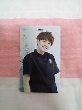 BTS Bangtan Boys 1st Album O!RUL82? N.O Suga Official PhotoCard K-POP.