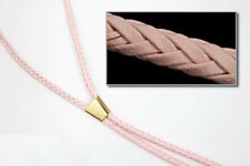 """36"""" Light Pink Bolo Cord #BOLO11"""