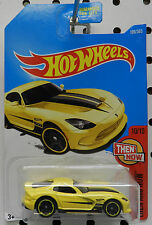 DODGE VIPER 2013 13 SRT YELLOW 10 199 2017 MOPAR BOYS GIRL HW HOT WHEELS