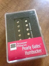 Seymour Duncan Pearly Gates Humbucker Pickup Neck Black SHPG-1N 11102-45-B NEW