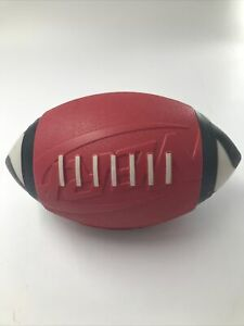Light Up Nerf Rocket Pass Football  Night Time Light Ball 2008 Works Darkness