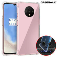 For OnePlus 7T 7 Pro 6T 6 5T 5 Case Clear Shockproof Flexible Rubber TPU Cover