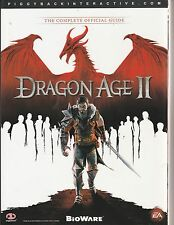 DRAGON AGE II - THE COMPLETE OFFICIAL GUIDE