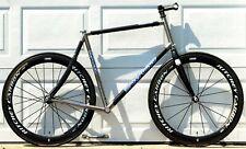 Serotta Fierte IT Titanium & Carbon 60cm Handmade in USA Road Bike Frameset