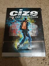 cize the end of exercise dvd