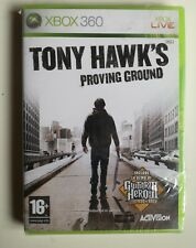 Tony Hawk' s Proving ground XBOX 360 Nuovo Sigillato Activision