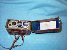 EUMIG    C3    8mm  Film  Kamera