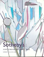 """SOTHEBY'S catalogo asta Londra 2005   """" CONTEMPORARY ART  """""""