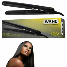 Wahl Ceramic Salon Styling Afro Hair Straightener with LCD Display - ZX866 uK **