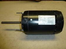 NEW! AO SMITH CONDENSER FAN MOTOR 1HP, 1075 RPM, 200-230/460V, Fr: 56Y, FY1106V1