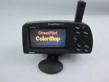 Garmin StreetPilot ColorMap Automotive GPS Navigation System With Mount bundle