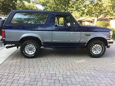 1994 Ford Bronco XLT 5.0