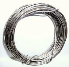 TITANIUM metal ~ **ASTM CP Grade 1**  WIRE~ 1mm diameter x 5 metres length