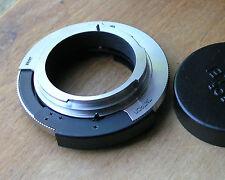 later  Rollei Voigtlander 35mm SLR  mount Tamron Adaptall II