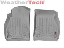 WeatherTech Floor Mats FloorLiner for Buick LaCrosse - 2014-2016 - 1st Row -Grey