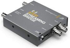 New listing Blackmagic Design Atem Streaming Bridge for Atem Mini Pro