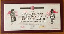 BRITAINS 2038 ROYAL HIGHLAND REGIMENT NEW, ORIGINAL BOX, LIMITED EDITION