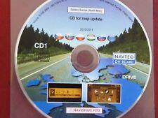 Hongrie, Tchéquie, Pologne etc CD carte pour GPS NAVIDRIVE RT3 PEUGEOT/CITROËN