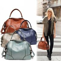 Women Genuine Leather Handbag Shoulder Casual Totes Clutch Bolsa Feminina Bags