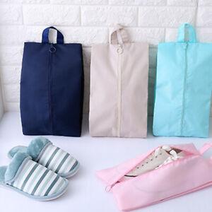 Portable Traveling Dust-proof Waterproof Shoe Storage Bag Home Organizer