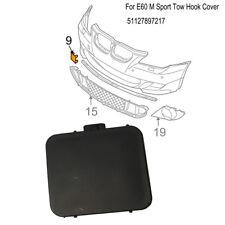 For BMW E60 M Sport Trim - Front Bumper Tow Hook Cover Cap Genuine 51117897210