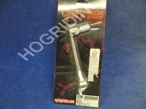 Cycle Pirates folding rear brake pedal lever 99 - 02 Yamaha R6  5EB-27211-01-00