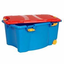 Boîte de Conservation Multicolore Coffre à Jouets Rollenbox Tout Usage Rangement