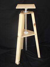 SCULTURA di supporto rotante regolabile in altezza scultura armatura di argilla nuovo