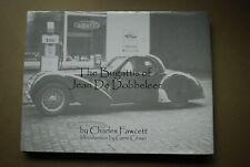 The Bugattis of Jean DeDobbeleer  Hardcover **BRAND NEW**